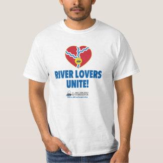 River Lovers Unite T-Shirt