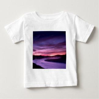 River Madison Yellowstone Wyoming Baby T-Shirt