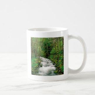River Mckenzie Willamette Forest Oregon Mug