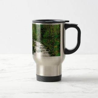 River Mckenzie Willamette Forest Oregon Mugs