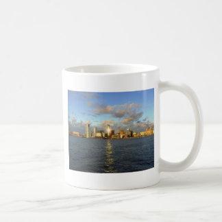 River Mersey & Liverpool Waterfront Coffee Mug