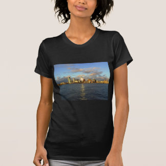 River Mersey & Liverpool Waterfront T Shirt