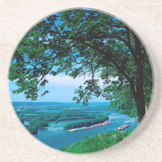 River Mississippi Mcgregor Iowa Coaster
