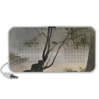 River-mist Portable Speaker