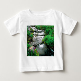 River Mount Adams Yakima Indian Reservation Baby T-Shirt