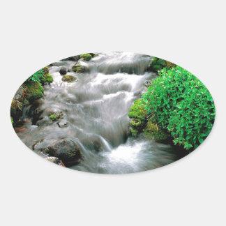 River Mount Adams Yakima Indian Reservation Sticker
