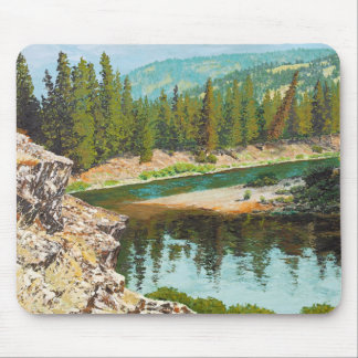 River Mouse Pad 2