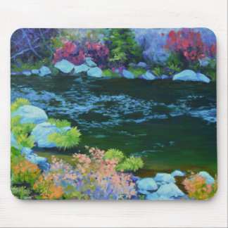 River Mouse Pad 3