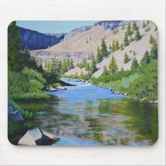 River Mouse Pad 4