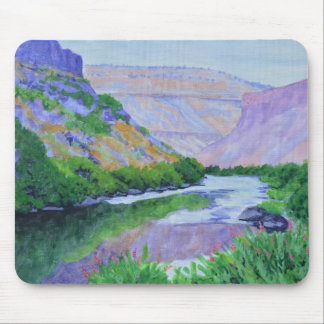 River Mouse Pad 6