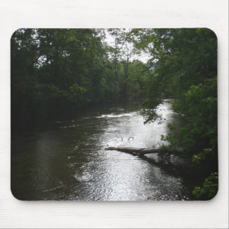 River Mousepad