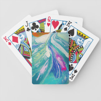 River of Enlightenment Bicycle Poker Cards
