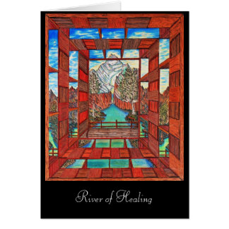 River of Healing Line Cards
