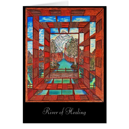 River of Healing Line Card