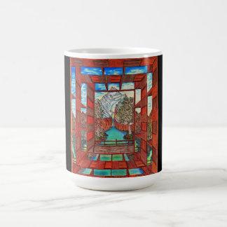 River of Healing Line Coffee Mug
