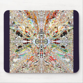 River of Indian Dawning Mouse Pad