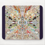 River of Indian Dawning Mouse Pads