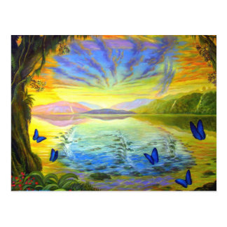 River Of Life-Postcard Postcard