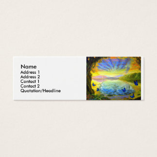 River Of Life-Profile Card