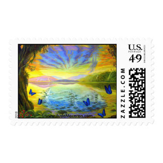 River Of Life-Stamp Postage Stamp