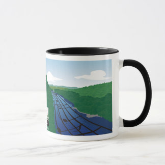 River of Music mug