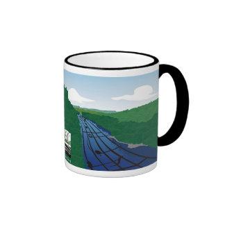 River of Music mug