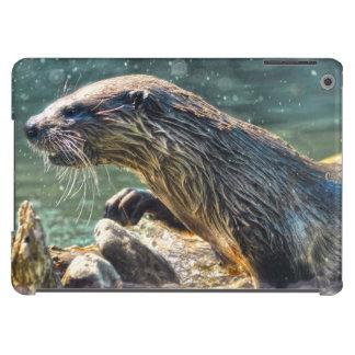 River Otter Animal-lover's Wildlife Photo iPad Air Case
