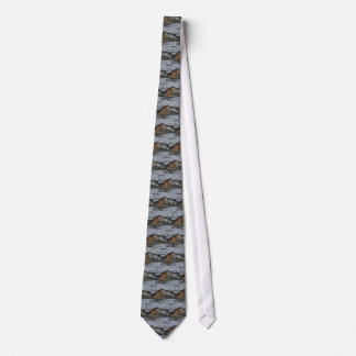river otter neck tie