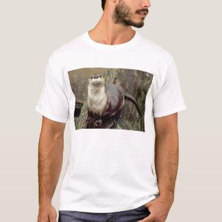 River Otter Posing T-Shirt