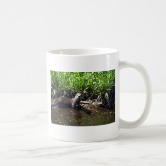 River Otter-summer Coffee Mug