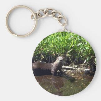 River Otter-summer Keychain
