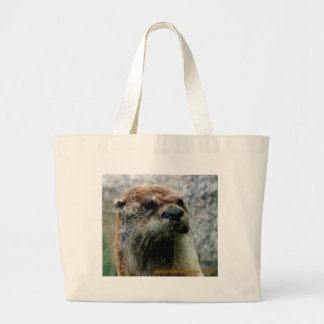 River Otter Tote Bag