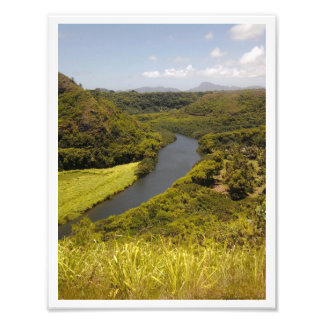 """River Paradise"" Kauai Photo Print"
