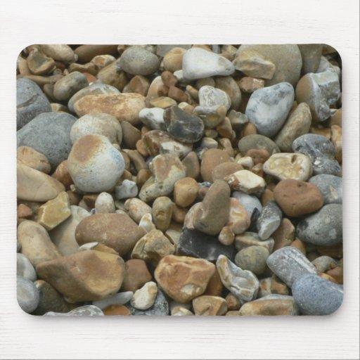 River Pebbles Mouse Pad