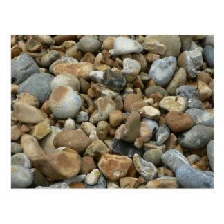 River Pebbles Postcard