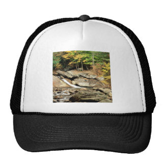 River Pikes Falls Windham County Vermont Hats