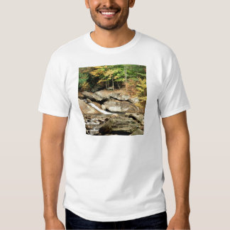 River Pikes Falls Windham County Vermont Tee Shirt