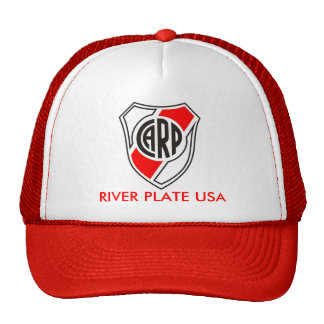 RIVER PLATE USA - Logo Hat