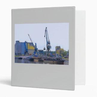 river port 3 ring binder