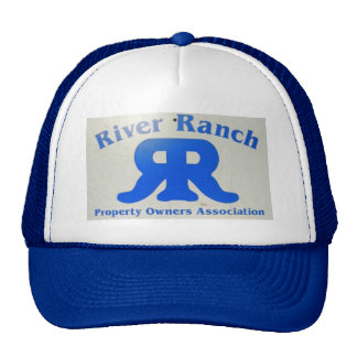 River Ranch Trucker Hat