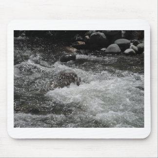 River Rapids Mouse Pad