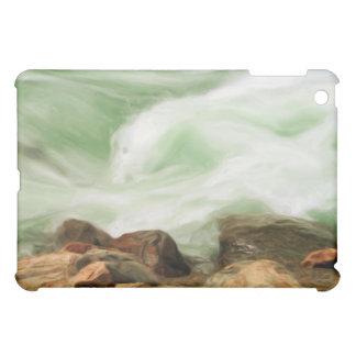 River Rapids Paintings iPad Mini Case