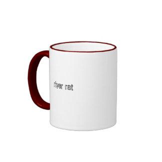 River Rat Ringer Mug