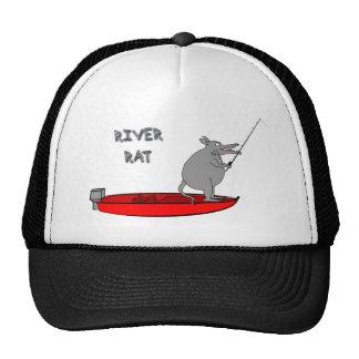 river rat trucker hat