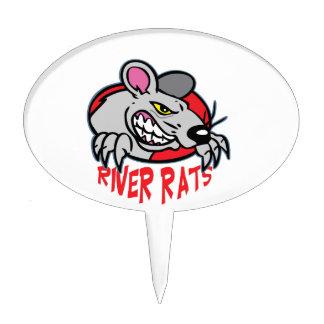 RIVER RATS CAKE PICKS