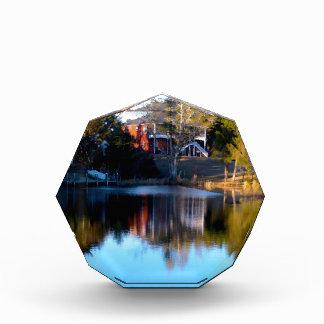 River Reflections Acrylic Award