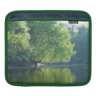 River Reflections ipad Sleeve