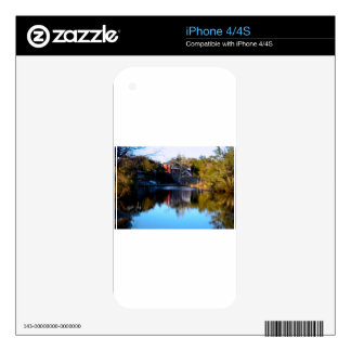 River Reflections iPhone 4S Decal