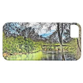 River Reflections iPhone 5 Case (Horizontal)