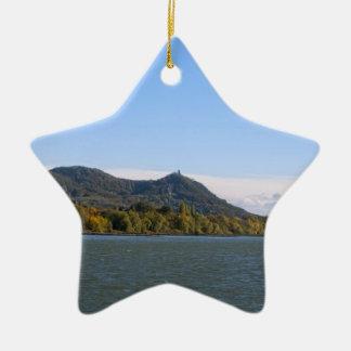 River Rhein Ceramic Ornament